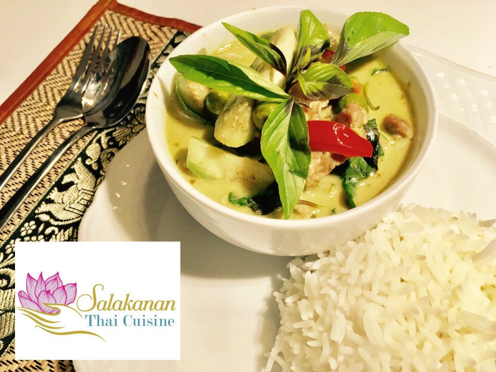 Green Curry Salakanan Thai Restaurant Offenburg