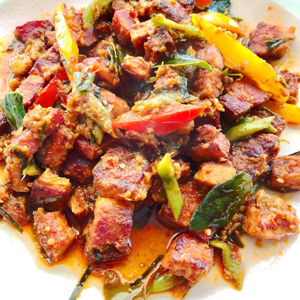 PAD PED Salakanan THAI restaurant offenburg